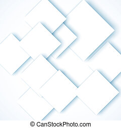 Tiled geometrical illustration for your business message
