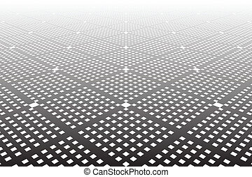 Abstract geometric background. - Tiled textured surface. ...