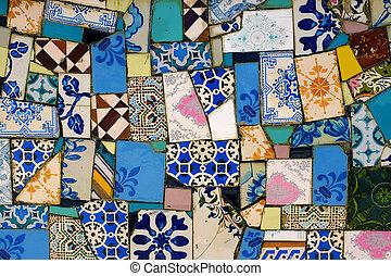 Tiles Fragments