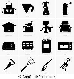 tillämpligheter, kök