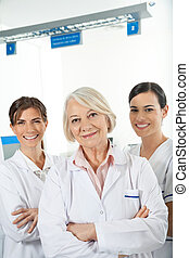 tillidsfuld, medicinsk hold