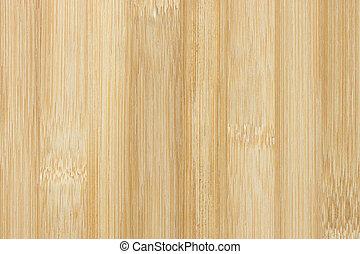 tillsluta, av, bambu, board.