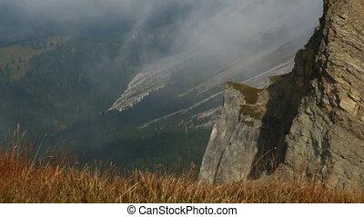 tilt seceda to geissler mount - A tilt at seceda summit with...