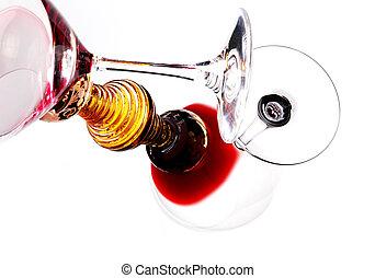 Tilted Wine
