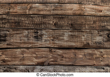 Timber brown wood plank texture, wall industrial background...