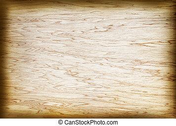 Closeup of timber wood grain