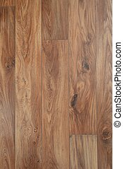 Timber Flooring - A close up shot of timber flooring