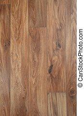 Timber Flooring - A close up shot of timber flooring