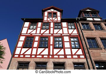 Timber framing architecture