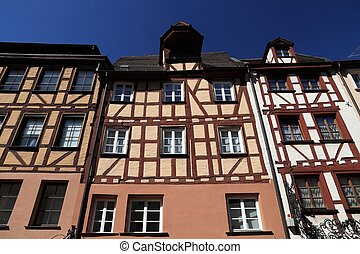 Timber framing in Germany