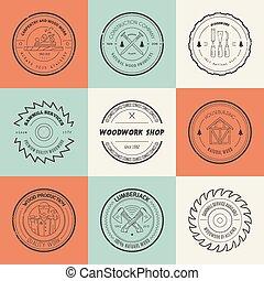 Timber Logos
