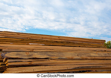Timber or lumber - Timber-wood materials that retain their ...