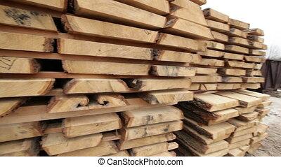 timber warehouse wood