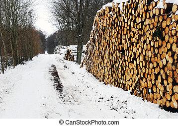 Timberstacks