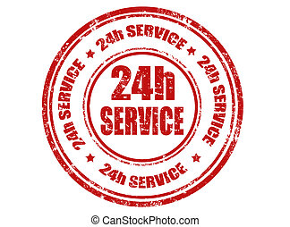 timbre, 24h, service