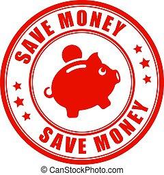 timbre, argent, coût, sauver, mieux