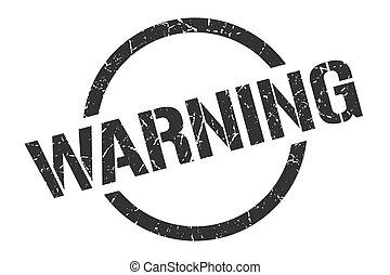 timbre, avertissement