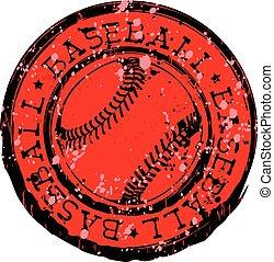 timbre, base-ball
