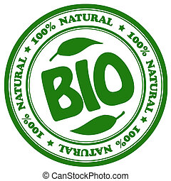 timbre, bio, naturel