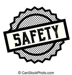 timbre, blanc, sécurité
