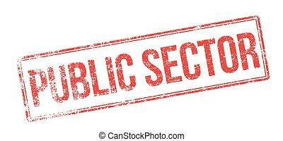 timbre, blanc, secteur public, rouges, caoutchouc