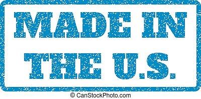 timbre, caoutchouc, etats-unis, fait