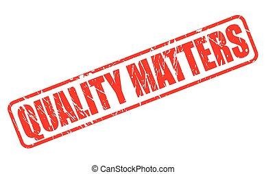 timbre, compter, qualité, rouges, texte