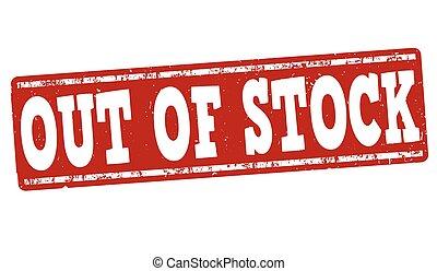 timbre, dehors, stockage, ou, signe