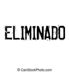 timbre, eliminated, espagnol