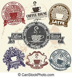 timbre, ensemble café