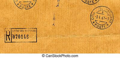 timbre, enveloppe