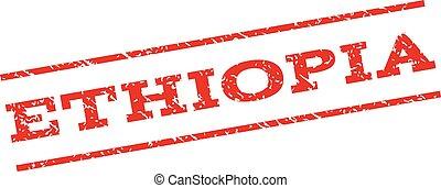 timbre, ethiopie, watermark