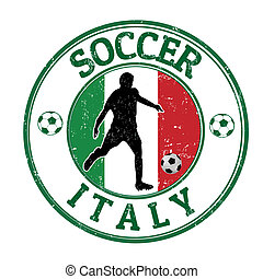 timbre, football, Italie