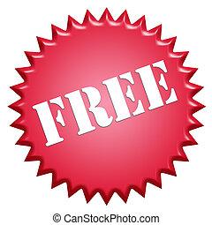 timbre, gratuite, tampon