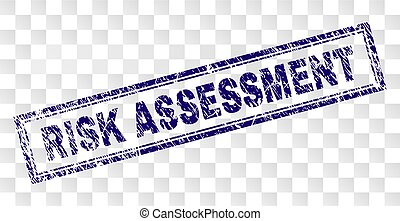 timbre, grunge, évaluation, risque, rectangle