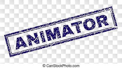 timbre, grunge, rectangle, animator