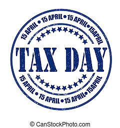 timbre, impôt, jour