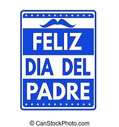 timbre, jour, père, signe, ou, heureux