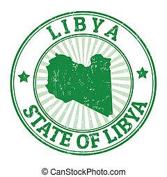 timbre, libye