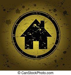 timbre, maison