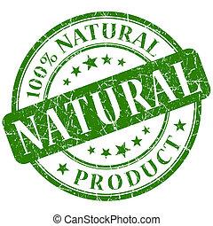 timbre, naturel, vert