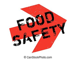 timbre nourriture, sécurité