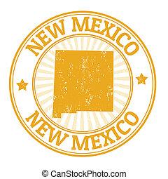 timbre, nouveau mexique