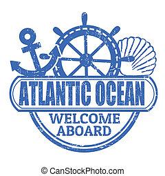 timbre, océan atlantique