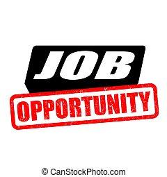 timbre, occasion travail, ou, signe