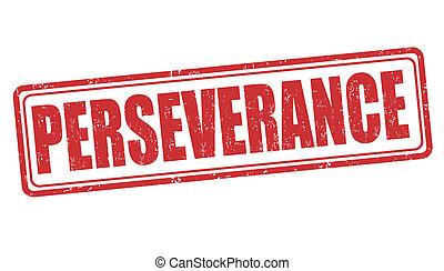 timbre, persévérance