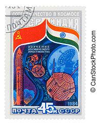 timbre postal