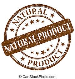 timbre, produit, naturel