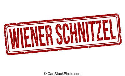 timbre, schnitzel, wiener