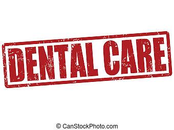 timbre, soin dentaire